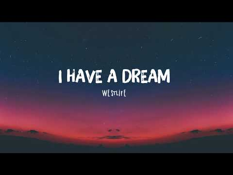 Westlife - I Have a Dream ( Lyrics ) 2020 | Best Songs | Love Songs