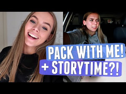 MINI STORYTIME + COME TO UNI WITH ME! | RCvlogs #15