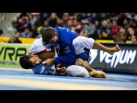 Rafael Mendes vs Cobrinha | 2015 IBJJF Worlds | Art of Jiu Jitsu Academy