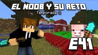 DAME UN MOLINO!!!! - E41 El Noob y su Reto 3 - [ LuzuGames]