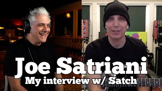 "Joe Satriani - ""Just Play What You Wanna Play"" 