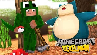 Minecraft Pixelmon :  FIRST EVER SHINY POKEMON!?! #8