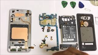 How to replace LG V30 LCD Glass Screen | Screen Replacement