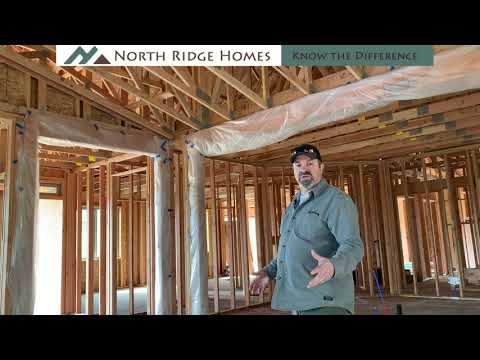 Custom Home Series - Episode 49: Exposed Post and Beam