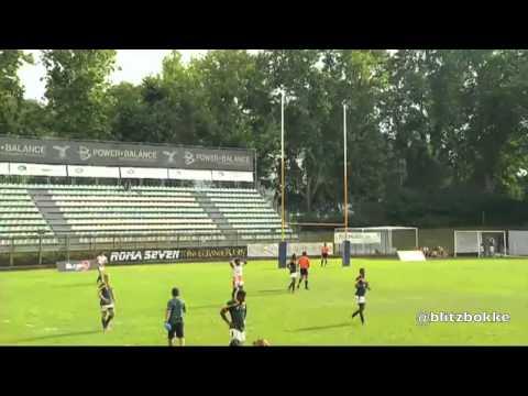 SA Sevens Academy vs Barcelona Barbarians