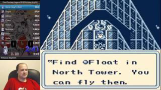 Final Fantasy Legend III Speedrun (Glitchless Any%) - 2:43:10