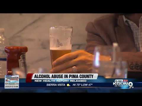 Alcohol abuse in Pima County