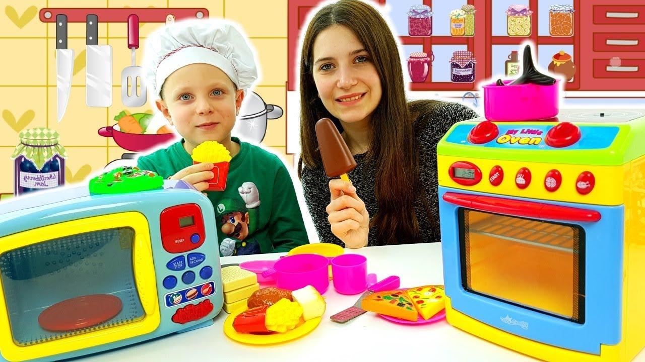 Download Simone Piccolo Chef: Giochi Di Cucina Per Bambini Con Forno Giocattolo