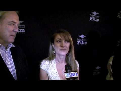 Jane Seymour and  James Keach at Santa Barbara International Film Festival