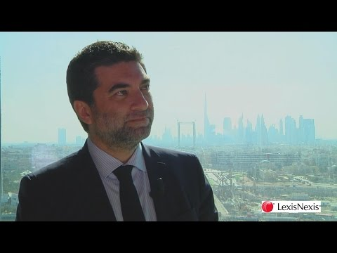 First Arab Civil Code Forum in UAE : Guillaume Deroubaix, EMEA