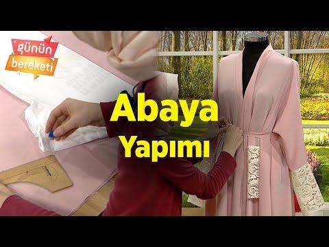 ABAYA KALIP-KESİM VE DİKİMİ