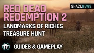 Red Dead Redemption 2 - Landmarks of Riches Treasure Hunt