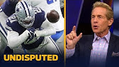 Skip Bayless: 'I can't tell you how much I miss the old Zeke' | NFL | UNDISPUTED