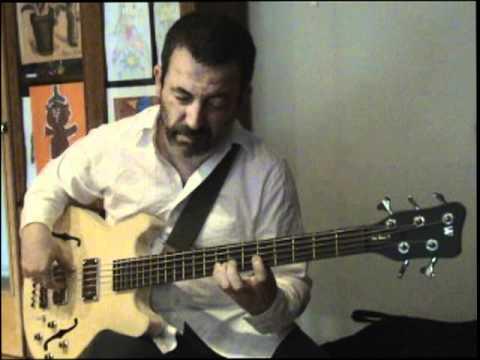 Jordi Gaspar - Warwick Star Bass II 5 str