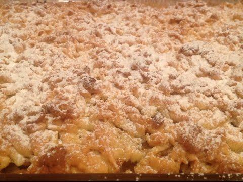 Тертый яблочный пирог от Фарай