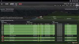 Football Manager 2014 Let's Play - Manchester United #29 | Real Madrid 2nd Leg | 3D Gameplay
