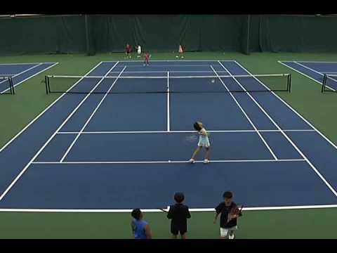 Youth Tennis - Ages 9 & 10: Champs And Chumps