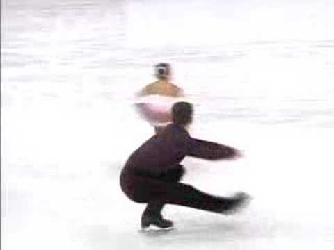 2004 Junior Worlds Dube Davison SP