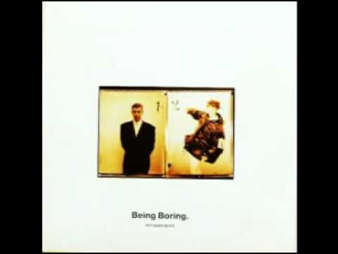 Pet Shop Boys - Being Boring (Extended Version)