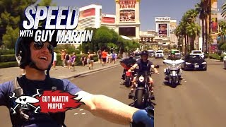 Guy Martin in Vegas | Guy Martin Proper
