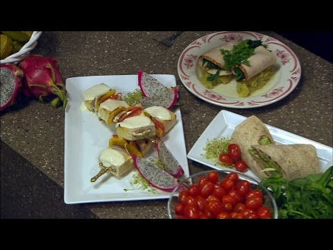 Superfoods with Chef Walter Staib: Turkey