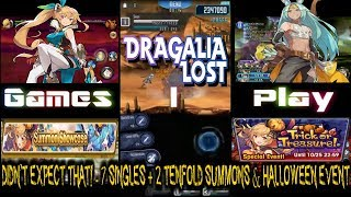 Didn't Expect That! - 7 Singles + 2 Tenfold Summons & Halloween Event[DL]