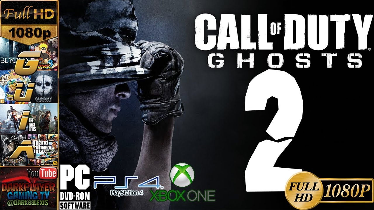 Call Of Duty Ghosts Parte 2 Espanol Gameplay Walkthrough Mision 2