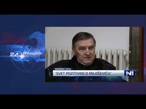 Milutin Mrkonjić objašnjava zašto treba dići spomenik Slobodanu Miloševiću