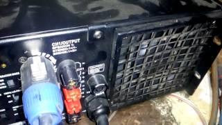 CA 20 Power Amplifier