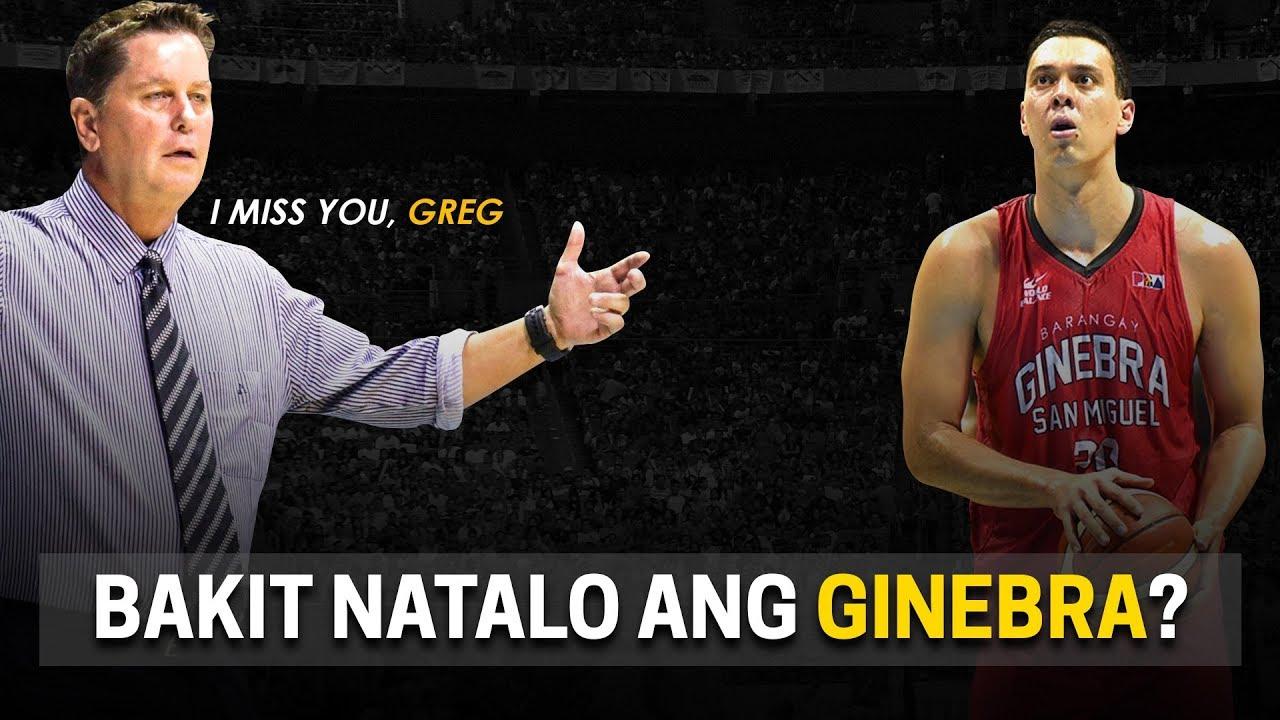 Paano Natalo ang Ginebra sa SMB? | No Greg Slaughter, Big Problem?