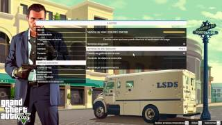 GTA V: Aumentar rendimiento (FPS) sin perder calidad | 1080p 60 fps [PC]