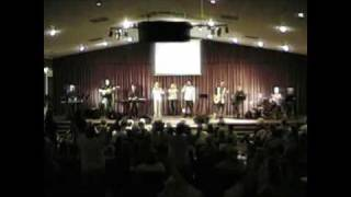"Jamie Slocum Singing ""Dependence On You"" with Living Faith Worship Team"