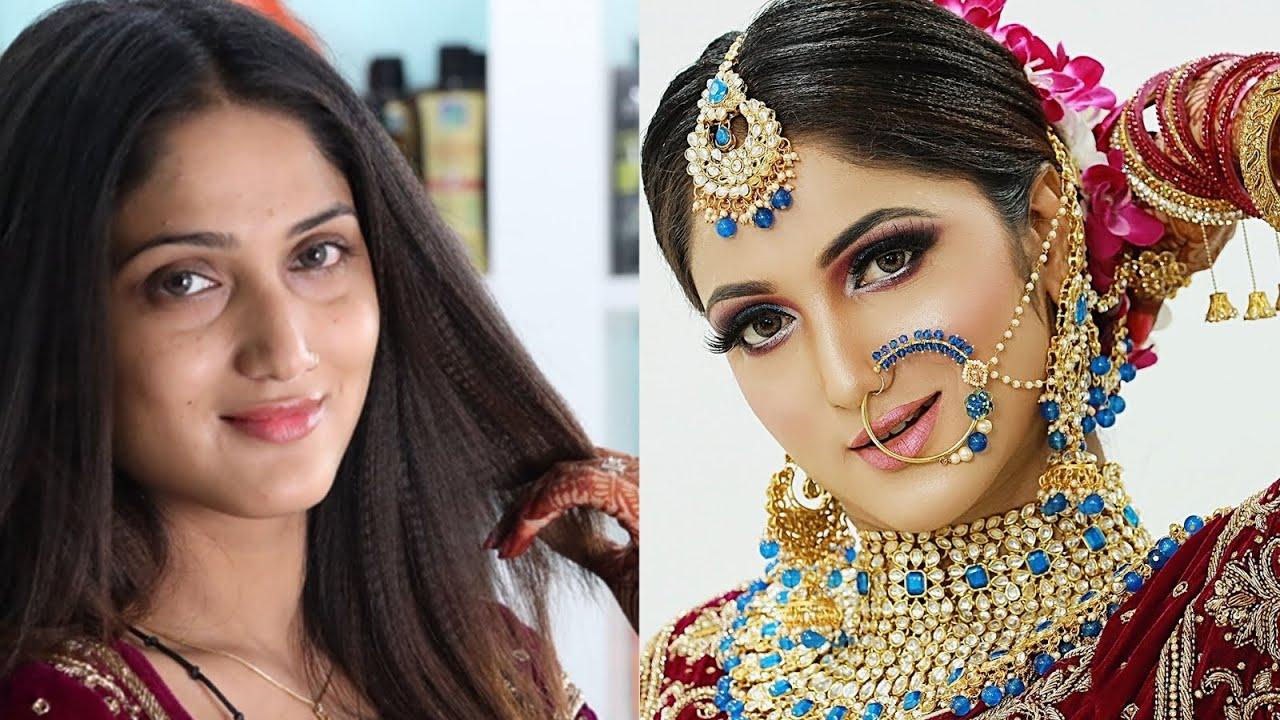 Dazzle H.d Makeup || Ankit singh || Bridal Makeup || Midas makeup studio || Call us +91 9258960465