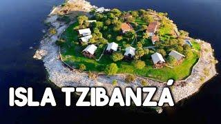 ISLA TZIBANZA || Lugar paradisíaco en Querétaro