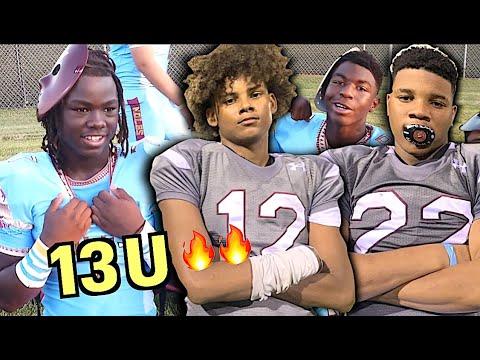 🔥 CRAZY 13U Match-Up !! St Louis Bad Boyz (MO) vs Texas Seminoles (San Antonio , TX) Highlight Mix