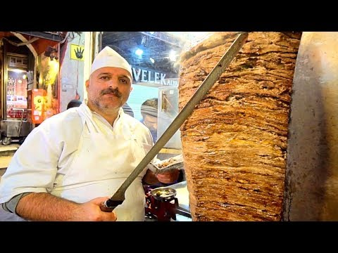 Istanbul's BEST Street Food Guide - TURKISH KEBAB NINJA + Authentic Turkish Street Food in Istanbul