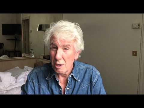 Graham Nash: 'Bernie Sanders Is One of Us'
