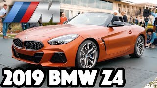 The new BMW Z4 Unveiling and First Look - Albon Does Pebble Beach - EP02