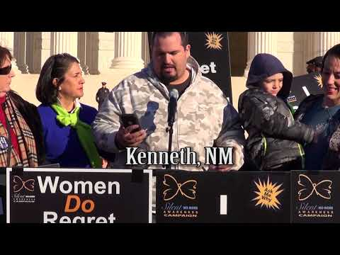 Ken's 2018 March for Life Testimony