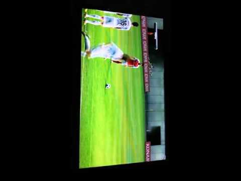 Mesut Ozil goal vs Real Madrid