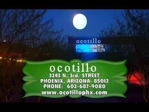 OCOTILLO, BEST WEEKEND BRUNCH, PHOENIX, ARIZONA