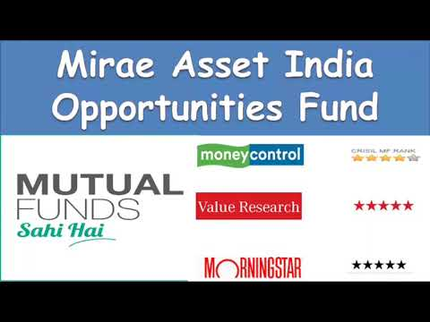 Mirae Asset India Opportunities Fund Review | Best Fund For Investment