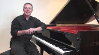 Chopin Etude Op.25 No.2 - Tutorial Part 1 - P. Barton, piano