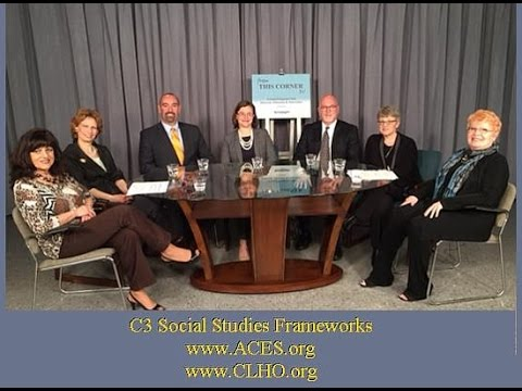 What is the CT Social Studies Frameworks?