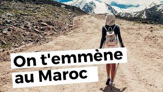 Camp korAkor au Maroc
