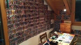 Boosterpainted Wall Duel Room Sighttour Our Yu-Gi-Oh Paradise