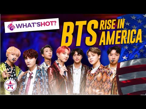 Why Is BTS So Successful In America? FINALLY Explained!