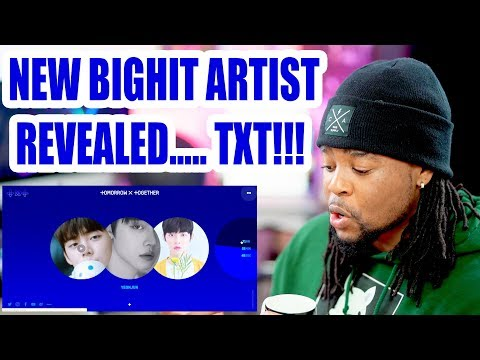 BTS Label Mates | TXT YEONJUN - What do you do?'  | Countdown to More Member?!  | Reaction!!!