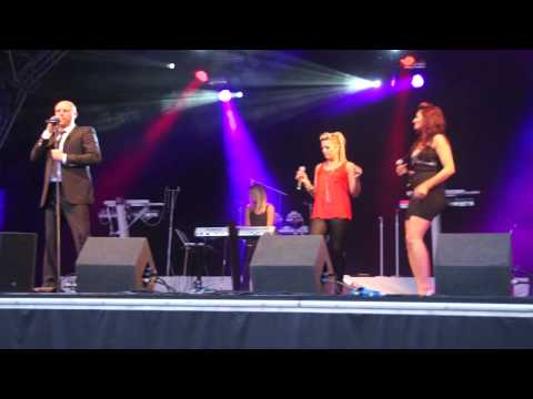 Flashback to the 80's 2011 Heaven 17 Temptation