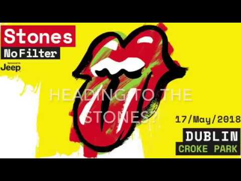 Heading to the Rolling Stones @Croker?